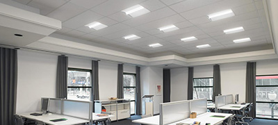 Office LED Installation in Buffalo NY